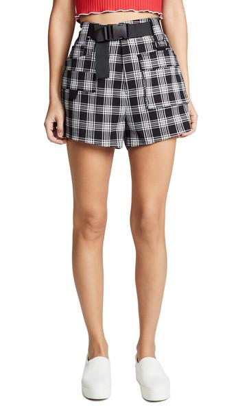I.AM.GIA I.AM. GIA Harper Shorts in black / white