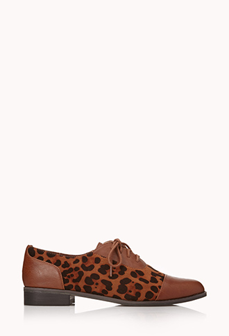 Call of the Wild Oxfords | FOREVER21 - 2000076015