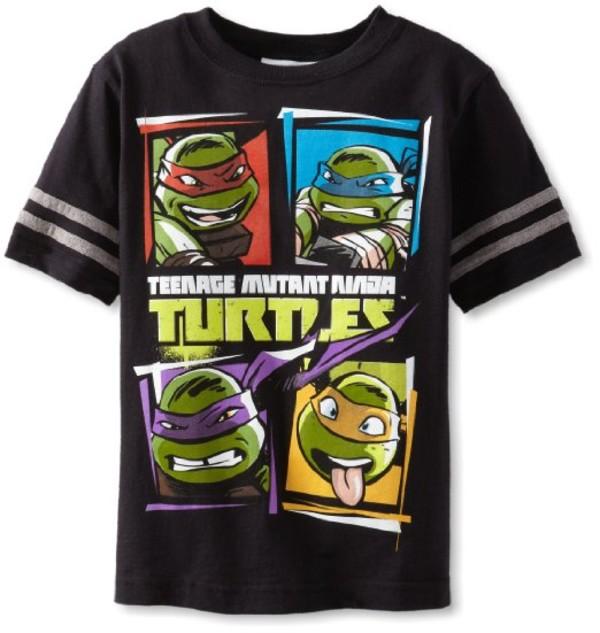 shirt ninja turtles