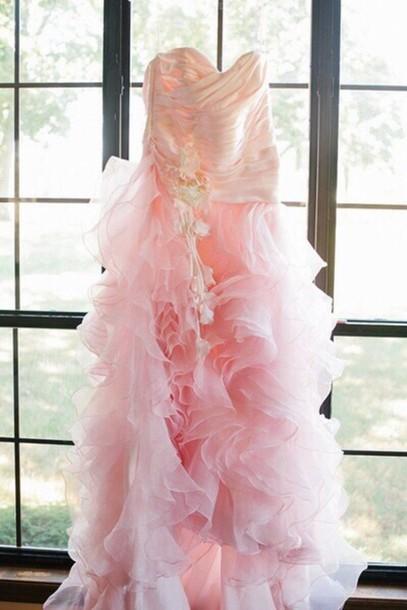 dress pink dress pink pink prom dress prom dress