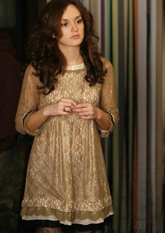 dress blair waldorf gossip girl leighton meester