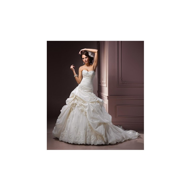 Maggie Bridal by Maggie Sottero Decadence Royale-A3553A - Branded ...
