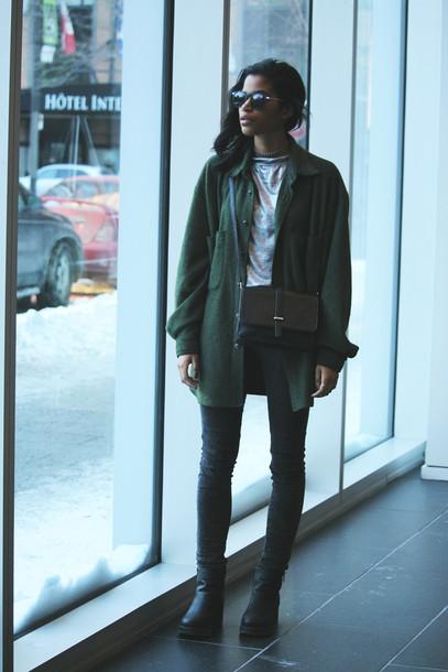 babes in velvet blogger jeans shirt top shoes bag