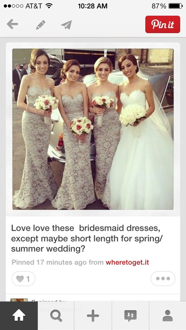dress skirt long bridesmaid dress