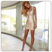 dress,bandage,rose gold,short dress,bandage dress,sexy dress,gold,gold ress,gold dress,strappy,strappy dress,bodycon,bodycon dress,party dress,sexy party dresses,sexy,party outfits,sexy outfit,summer dress,summer outfits,spring dress,spring outfits,classy dress,elegant dress,cocktail dress,cute dress,girly dress,new year's eve,date outfit,birthday dress,clubwear,club dress,homecoming,homecoming dress,wedding clothes,wedding guest,engagement party dress,romantic dress,dope