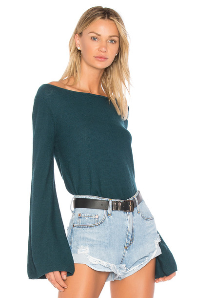 cupcakes and cashmere sweater green