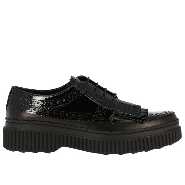 Tods women shoes black