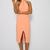 Ladies Choice Dress - Coral