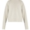 Displaced-sleeve cropped wool sweater | raey | matchesfashion.com us