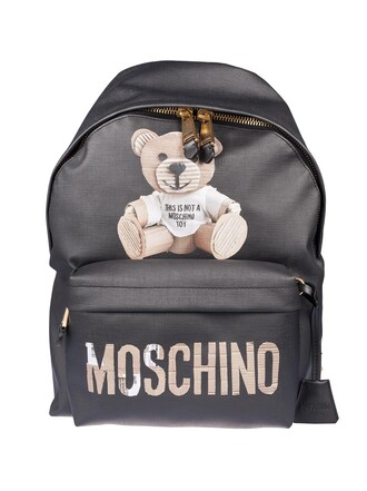 bear backpack black bag