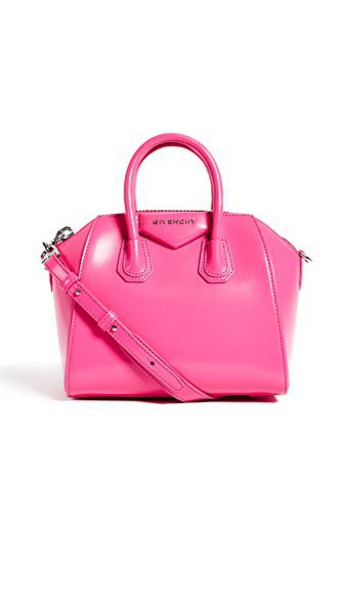 What Goes Around Comes Around mini bag pink