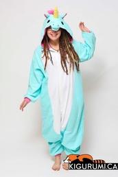 pajamas,blue onesie,onesie