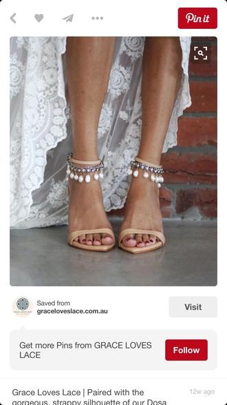 jewels anklet prom boho boho chic bohemian jewelry boho jewelry wedding fashion elegant classy