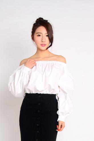 korea korean stylenanda shirt top blouse mcclaugherty manila philippines koreanfashion asianfashion asian t-shirt t-shirt stylenandaoverrun fashiona