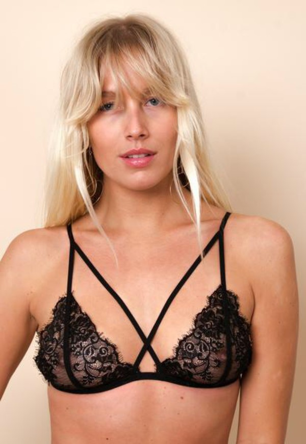Sale 15 Off For Any 3 Or More Items Bralette Front