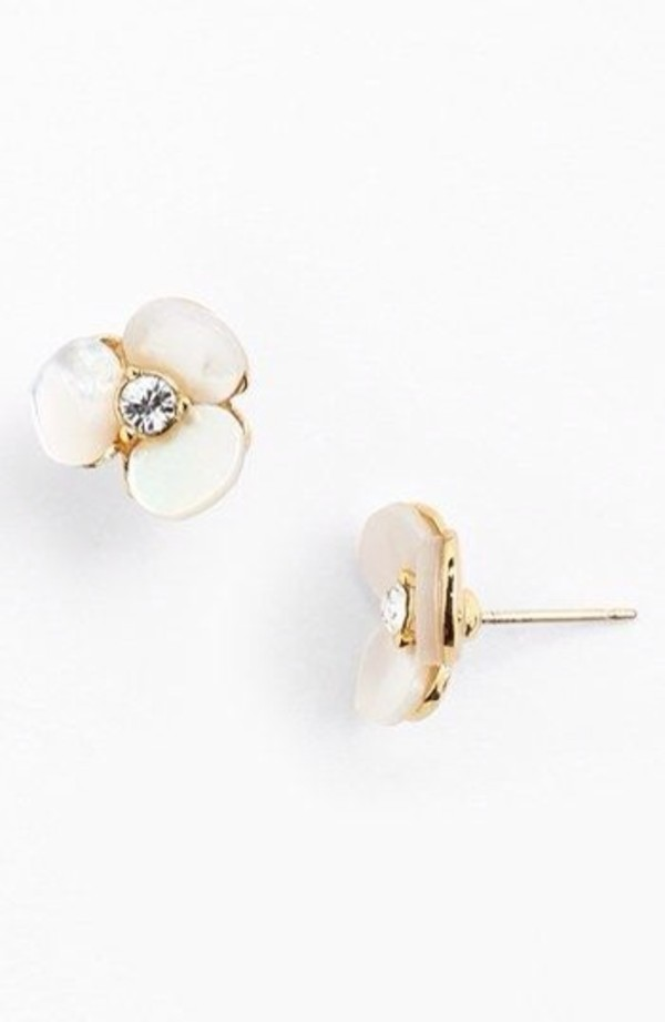 jewels flower stud earrings stud earrings earrings