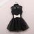 Pearl Chiffon Dress from Kalliope's Closet  on Storenvy