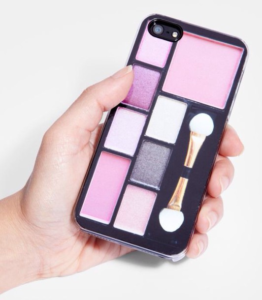 phone cover makeup iphone 5c case