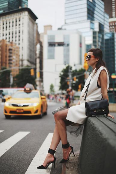 style scrapbook shoes jewels jacket bag sunglasses skirt blogger