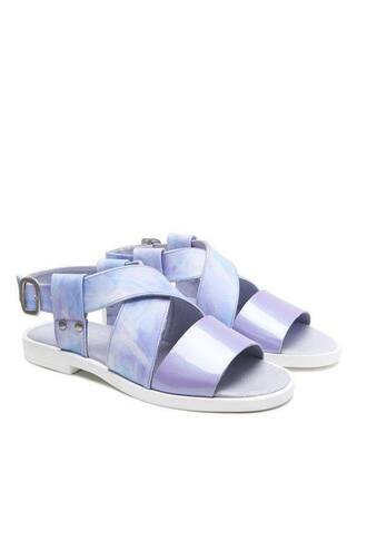 shoes cosmic clothes blogger sandals sandals with metal accent