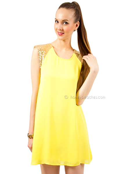 Be my sunshine dress