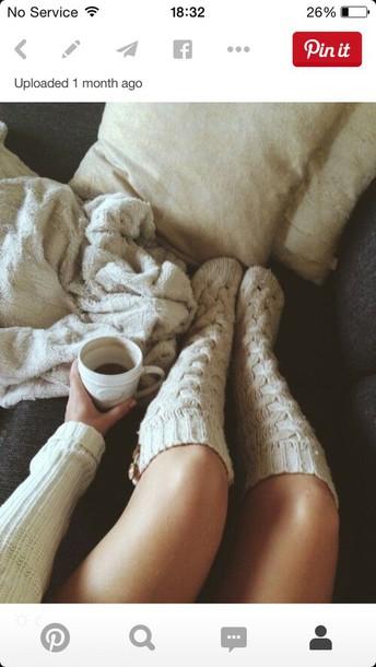 socks knit knitted socks