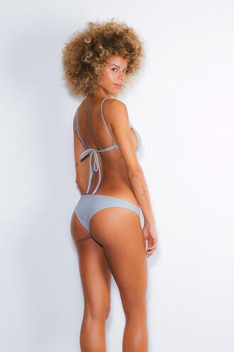 swimwear bikini blue cheeky soah bikiniluxe