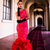 Red Formal Dress - Red Lace Couture and Plus | UsTrendy
