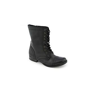 Steve madden troopa womens combat boots