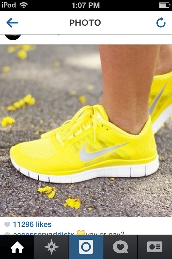 shorts nike yellow low top sneakers