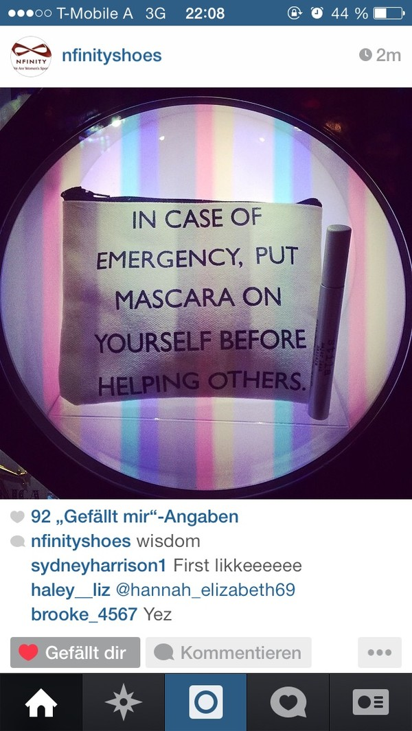 bag travel bag makeup bag girly wishlist