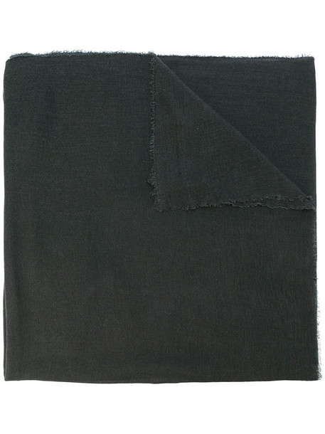 faliero sarti women scarf grey
