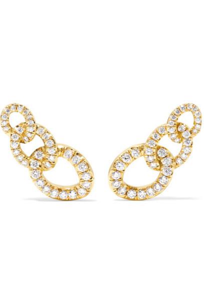 Jemma Wynne earrings gold jewels