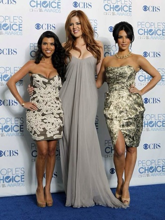 dress kim kardashian keeping up with the kardashians khloe kardashian kourtney kardashian