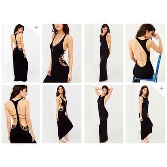 dress cut-out tumblr
