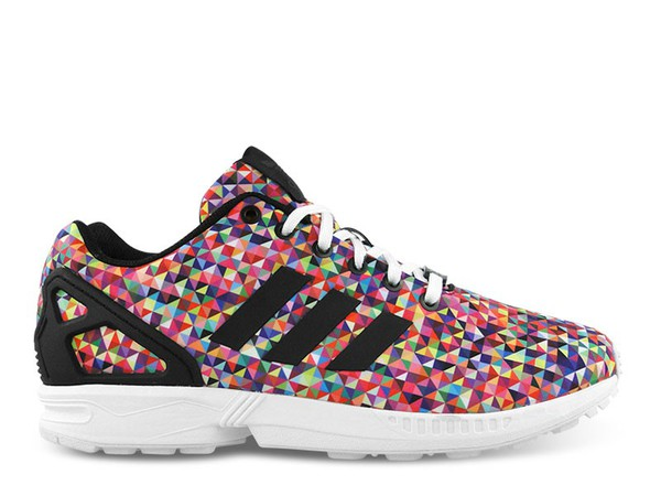 shoes adidas fx multi color running