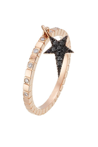 rose gold rose diamonds ring gold ring rose gold ring gold jewels