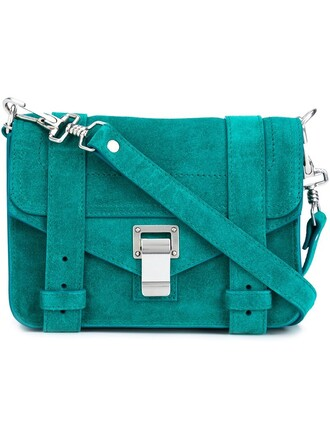 mini bag crossbody bag green