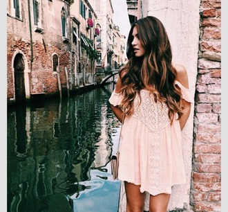 dress nastygal coral boho revolve clothing italy venice boho dress