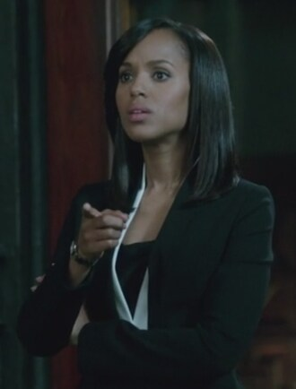 jacket kerry washington scandal olivia pope tuxedo jacket