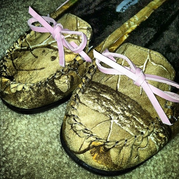 shoes pink camouflage realtree