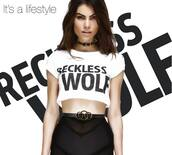 belt,accessories,t-shirt,leather,sexy,crop tops,cropped,bracelets,choker necklace,black,fashion,style,skirt,pencil skirt,outfit,recklesswolf,wolfpack,model,cute,cheeky,clothes,ring,pretty,white,lingerie,lingerie set,underwear,swimwear