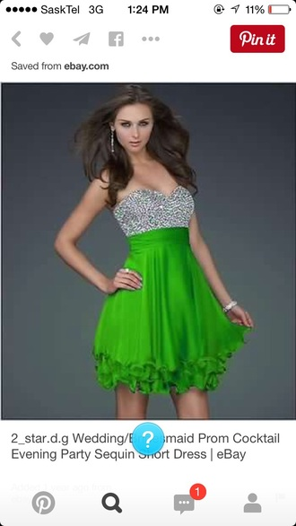 dress green dress cocktail dress