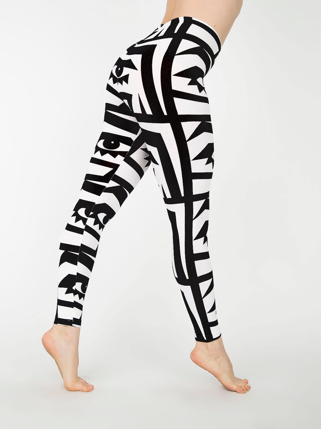 KESH X American Apparel Cotton Spandex Legging | American Apparel