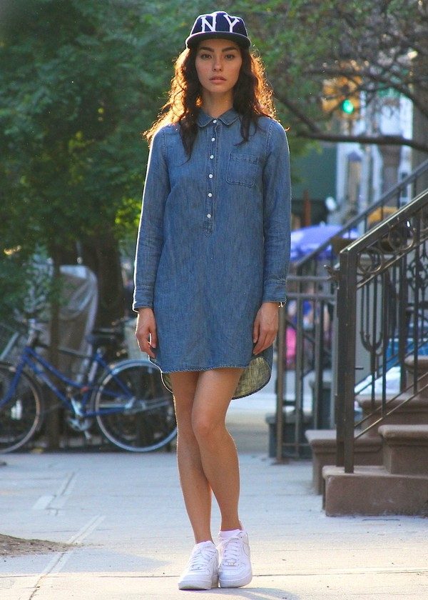 sweat the style shoes hat dress