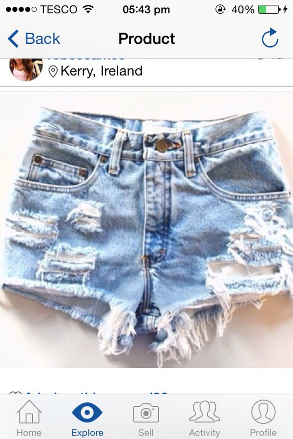 shorts ripped levi's short mini denim ripped summer hot sexy lovely ripped frayed