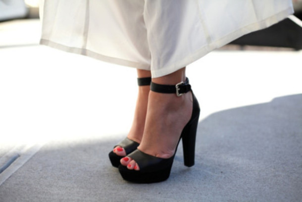 black heels high heels shoes black high heels beautiful schoes