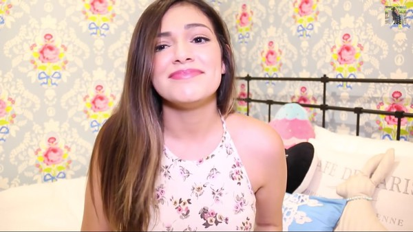 bethany mota shirt floral floral shirt cute blouse
