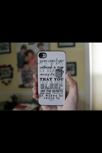phone cover iphone case iphone 4 case one direction
