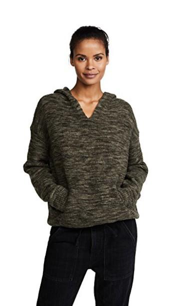 Vince hoodie space sweater
